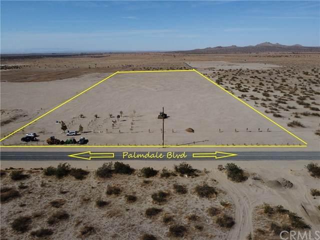 0 Vac/Palmdale Pav /Vic 115th St, Littlerock, CA 93543 (#IV21073233) :: Koster & Krew Real Estate Group | Keller Williams