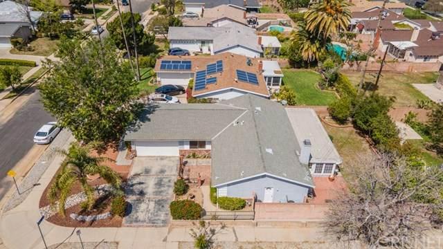 10400 Wish Avenue, Granada Hills, CA 91344 (#SR21073199) :: Wendy Rich-Soto and Associates