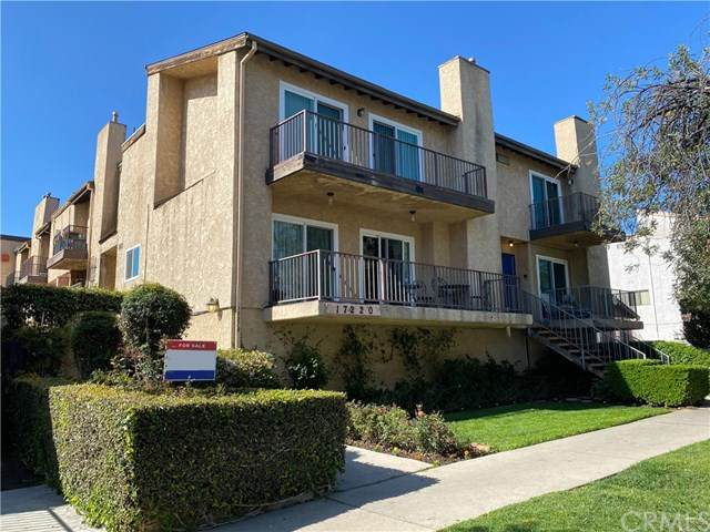17220 Chatsworth Street #5, Granada Hills, CA 91344 (#RS21073236) :: The Brad Korb Real Estate Group