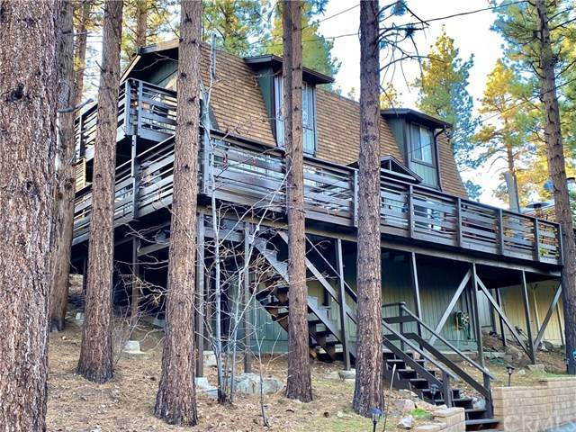 437 Gold Mountain Drive, Big Bear, CA 92314 (#EV21073235) :: Koster & Krew Real Estate Group | Keller Williams