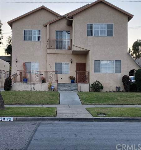 5321 Keniston Avenue, View Park, CA 90043 (#DW21073096) :: Go Gabby