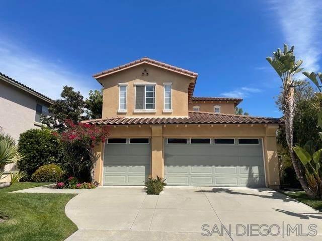 3530 Knollwood Dr, Carlsbad, CA 92010 (#210009042) :: Koster & Krew Real Estate Group | Keller Williams