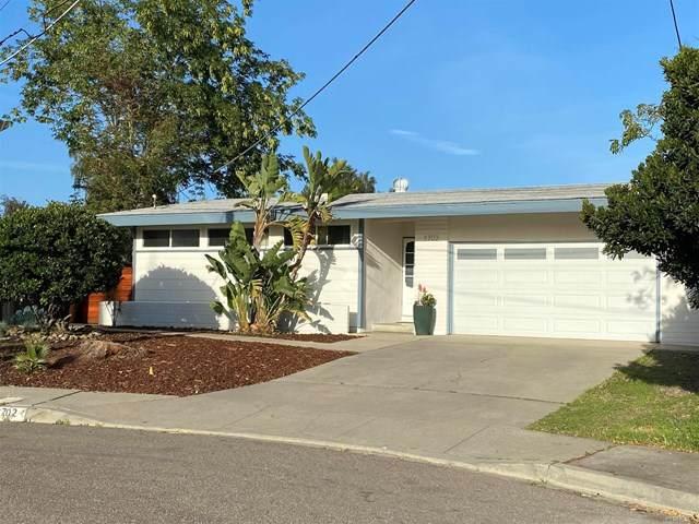 3702 Orion Drive, La Mesa, CA 91941 (#PTP2102378) :: Wendy Rich-Soto and Associates
