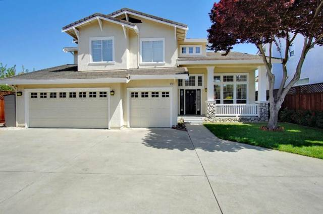 1213 Blue Parrot Court, Gilroy, CA 95020 (#ML81838030) :: eXp Realty of California Inc.