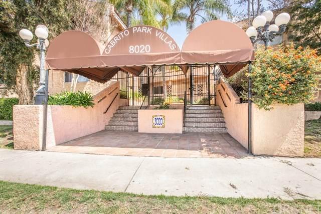 8020 Langdon Avenue #206, Van Nuys, CA 91406 (#SR21073567) :: Wendy Rich-Soto and Associates