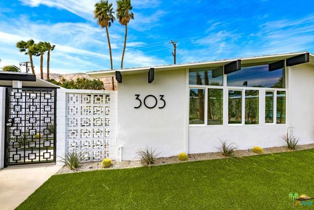 303 E Laurel Circle, Palm Springs, CA 92262 (#21716564) :: Wendy Rich-Soto and Associates