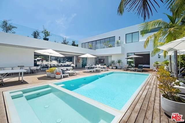 9570 Sunset Boulevard, Beverly Hills, CA 90210 (#21716662) :: The Kohler Group