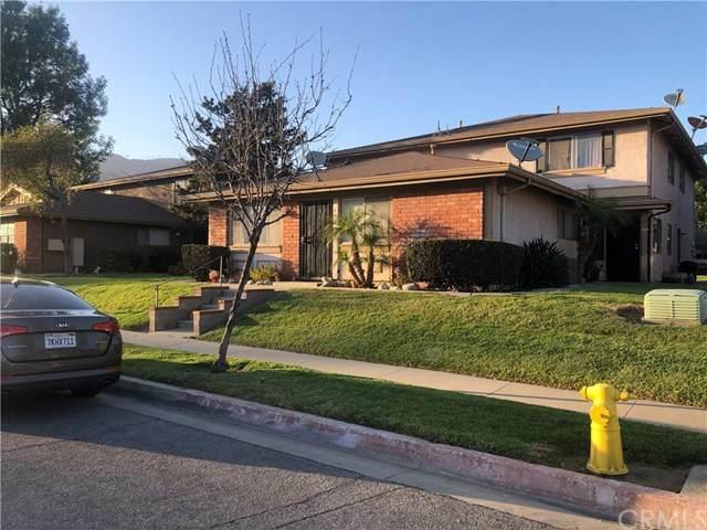 1063 W Calle Del Sol #1, Azusa, CA 91702 (#CV21071750) :: Koster & Krew Real Estate Group   Keller Williams