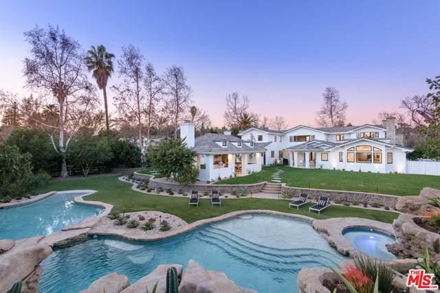 23726 Long Valley Road, Hidden Hills, CA 91302 (#21716604) :: eXp Realty of California Inc.