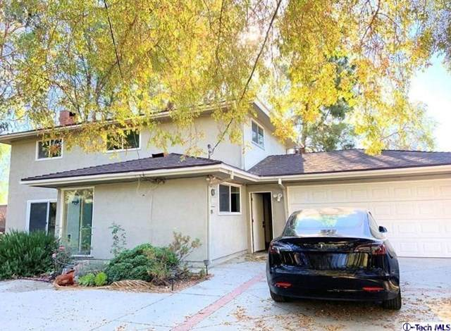8701 Topanga Canyon Boulevard, West Hills, CA 91304 (#320005623) :: Jett Real Estate Group
