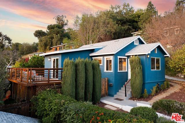 5711 Stratford Road, Los Angeles (City), CA 90042 (#21716418) :: Wendy Rich-Soto and Associates