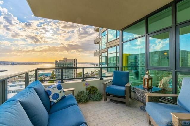 1205 Pacific Hwy #1306, San Diego, CA 92101 (#210009133) :: Koster & Krew Real Estate Group | Keller Williams