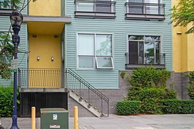 889 Date Street #134, San Diego, CA 92101 (#PTP2102393) :: Koster & Krew Real Estate Group | Keller Williams