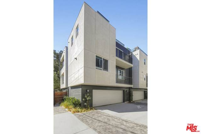 1338 N Sycamore Avenue, Hollywood, CA 90028 (#21716754) :: Mark Nazzal Real Estate Group
