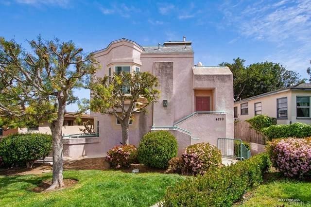 4820 Santa Cruz #4, San Diego, CA 92107 (#PTP2102402) :: Koster & Krew Real Estate Group | Keller Williams