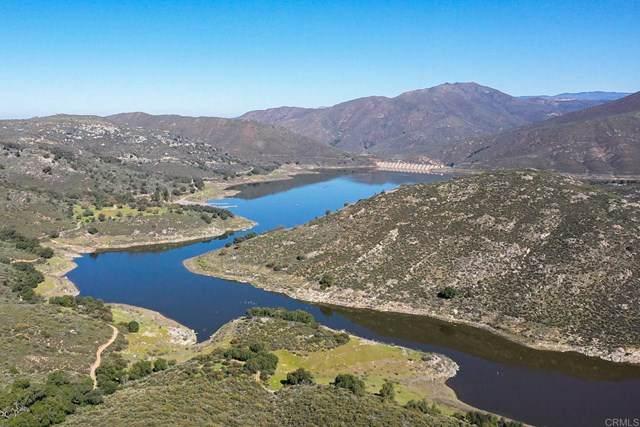 Sutherland Dam Road, Ramona, CA 92065 (#NDP2103751) :: Koster & Krew Real Estate Group | Keller Williams