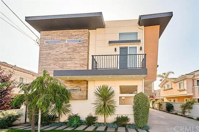 2408 Harriman Lane A, Redondo Beach, CA 90278 (#PV21066459) :: Compass