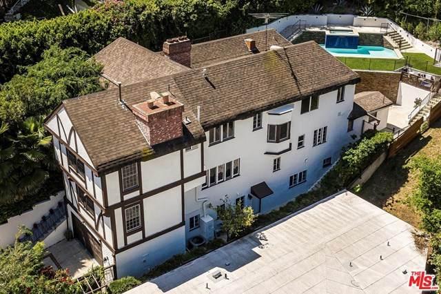 3787 Prestwick Drive, Los Angeles (City), CA 90027 (#21714908) :: Wendy Rich-Soto and Associates