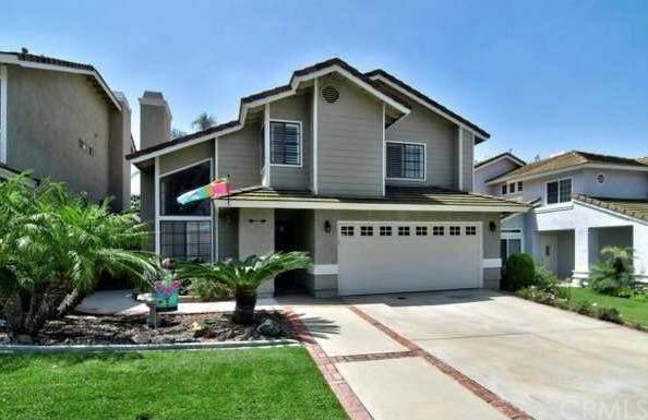 17340 Marda Avenue, Yorba Linda, CA 92886 (#OC21072008) :: Laughton Team | My Home Group