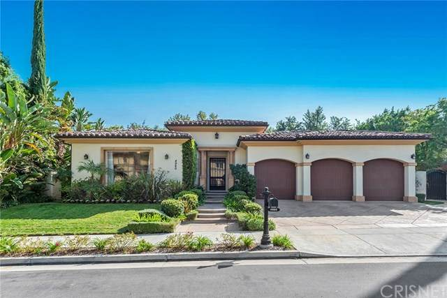 4960 Avenida Oriente, Tarzana, CA 91356 (#SR21074300) :: Wendy Rich-Soto and Associates