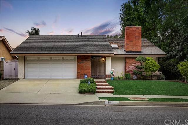 64 Village Loop Road, Pomona, CA 91766 (#IV21074148) :: Koster & Krew Real Estate Group | Keller Williams