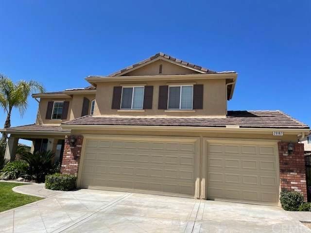29187 Stone Ridge Street, Menifee, CA 92584 (#IV21074069) :: The Ashley Cooper Team