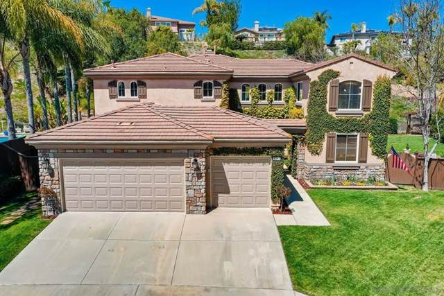 2112 Crystal Cove Way, San Marcos, CA 92078 (#210009195) :: Wendy Rich-Soto and Associates