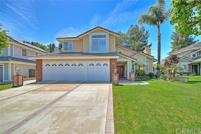 1631 Rainbow Knoll, Chino Hills, CA 91709 (#TR21074464) :: eXp Realty of California Inc.
