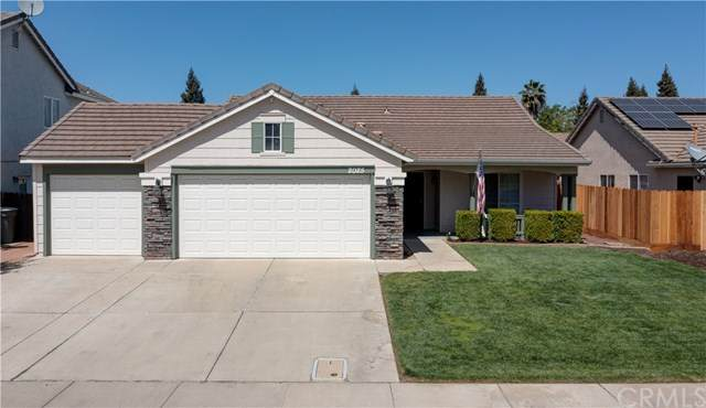 2025 Pinehurst Court, Merced, CA 95340 (#MC21074173) :: Twiss Realty