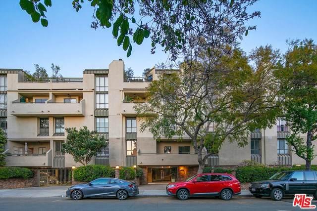 720 Huntley Drive #207, West Hollywood, CA 90069 (#21714012) :: The Kohler Group
