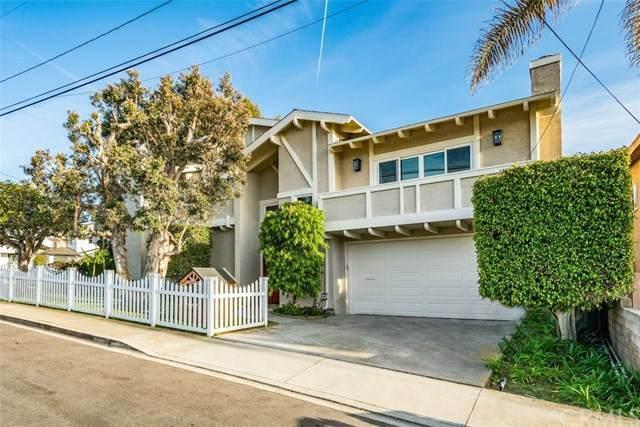 1156 10th Street #2, Manhattan Beach, CA 90266 (#SB21063367) :: Compass