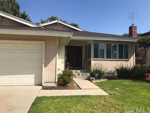 1833 246th Street, Lomita, CA 90717 (#SB21063726) :: Wendy Rich-Soto and Associates