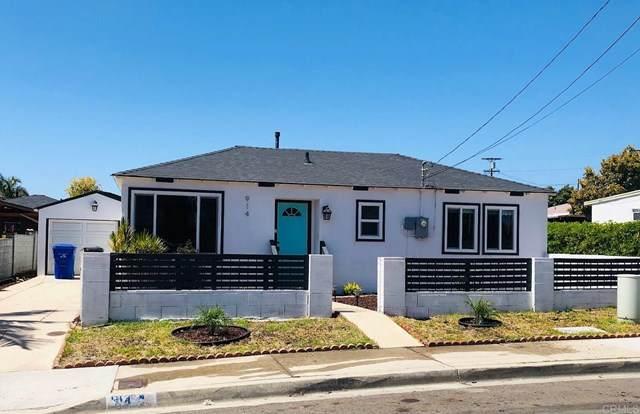 914 42nd Street, San Diego, CA 92102 (#NDP2103775) :: Koster & Krew Real Estate Group | Keller Williams