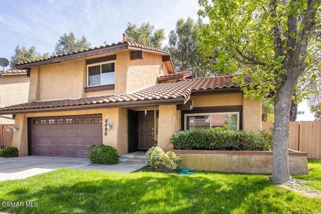 6688 Summerhill Court, Oak Park, CA 91377 (#221001837) :: Steele Canyon Realty
