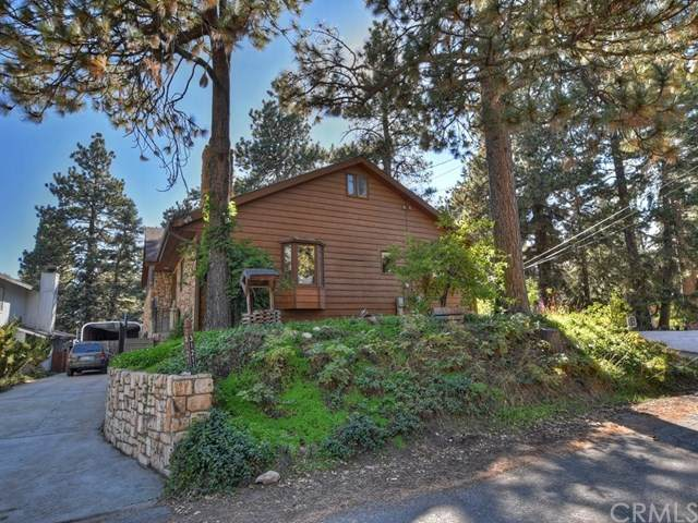 31211 All View Drive, Running Springs, CA 92382 (#EV21074542) :: Wendy Rich-Soto and Associates