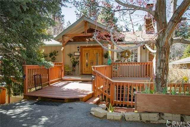 31465 Pinehurst Drive, Running Springs, CA 92382 (#EV21074526) :: Wendy Rich-Soto and Associates