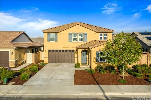 25425 Hitch Rail Lane, Menifee, CA 92584 (#SW21074403) :: The Ashley Cooper Team