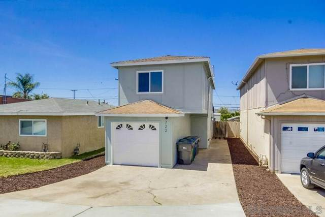 722 Paraiso Ave, Spring Valley, CA 91977 (#210009219) :: Steele Canyon Realty