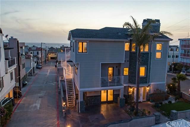 238 1st Street, Hermosa Beach, CA 90254 (#SB21055934) :: Compass