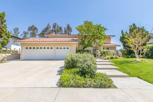 11856 Porter Valley Drive, Porter Ranch, CA 91326 (#SR21074627) :: Mainstreet Realtors®