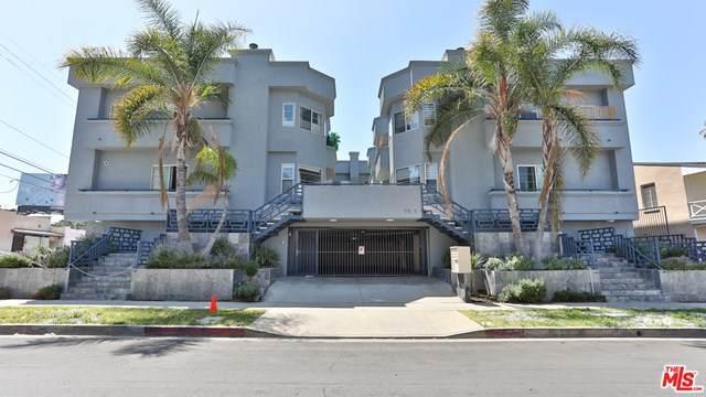 7912 Blackburn Avenue #7, Los Angeles (City), CA 90048 (#21716972) :: The Bhagat Group