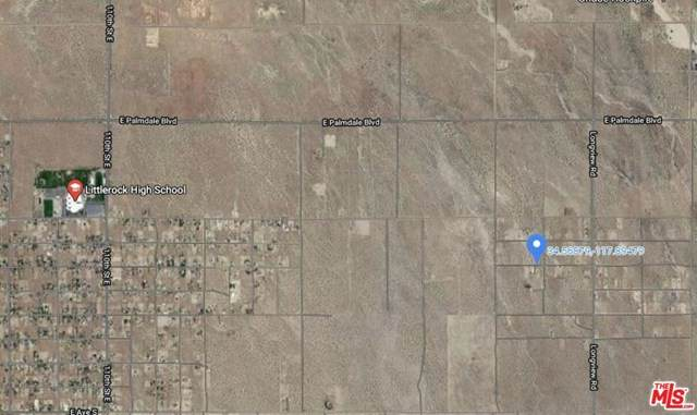 0 Vac/Ave R4/Vic 132Nd Ste, Sun Village, CA 93543 (MLS #21716968) :: Desert Area Homes For Sale
