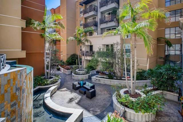 525 11th Avenue #1211, San Diego, CA 92101 (#210009228) :: Koster & Krew Real Estate Group | Keller Williams