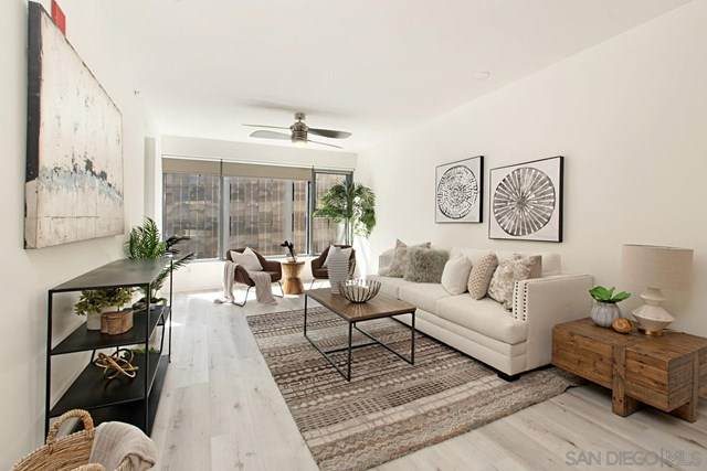 1150 J #521, San Diego, CA 92101 (#210009226) :: Koster & Krew Real Estate Group | Keller Williams