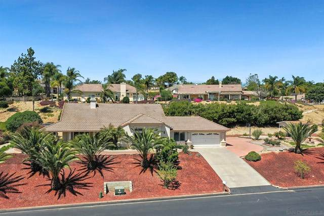 1783 Palomares Rd, Fallbrook, CA 92028 (#210009241) :: Koster & Krew Real Estate Group | Keller Williams