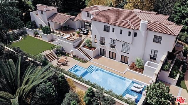 1121 Tower Road, Beverly Hills, CA 90210 (#21716560) :: The Kohler Group