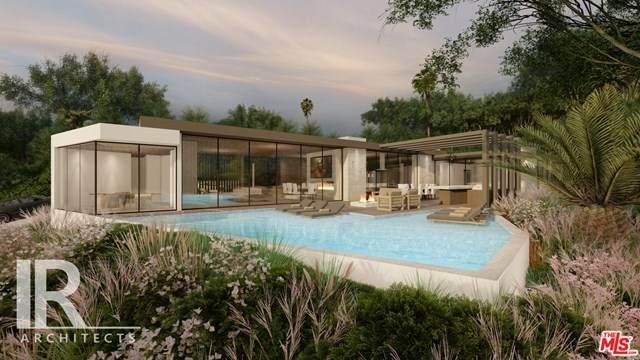 460 Castle Place, Beverly Hills, CA 90210 (#21716374) :: The Kohler Group