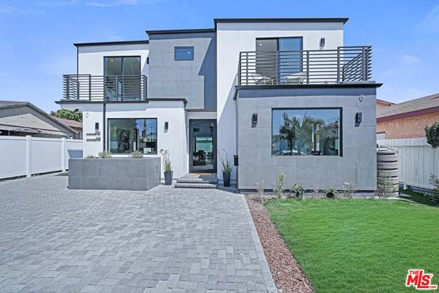 4712 Berryman Avenue, Culver City, CA 90230 (#21717144) :: Koster & Krew Real Estate Group | Keller Williams