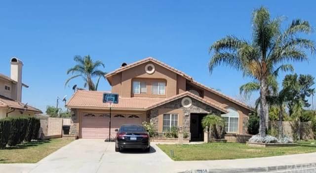 7656 Evergreen Lane, Fontana, CA 92336 (#CV21074929) :: Mainstreet Realtors®