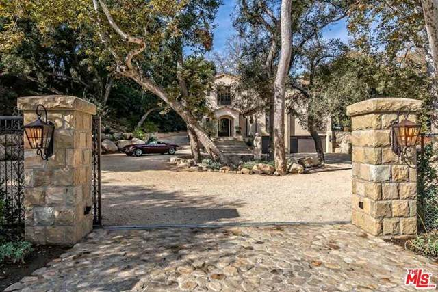 797 Ashley Road, Montecito, CA 93108 (#21716190) :: Mainstreet Realtors®
